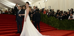 Stars Debut At The 2013 Met Gala In Style
