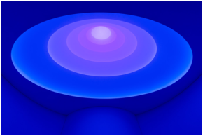 James Turrell Delivers With A Glowing Exhibit