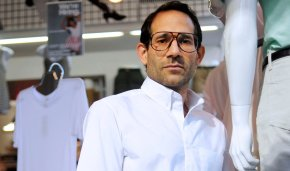 American Apparel CEO Dov Charney, In Hot Water Over NudePhotos