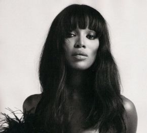 Style Icon Naomi Campbell LaunchesLingerie